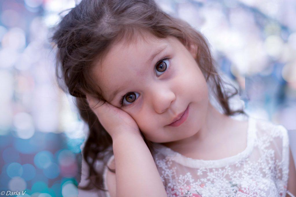 foto copii portret fetita